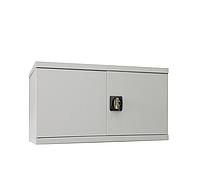 Шкаф архивный канцелярский (антресоль) ШКА-12, шкаф металлический для документов Н440*1200*455 мм, фото 1