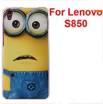 Оригинальный бампер панель накладка чехол на Lenovo S850 Fashion_2