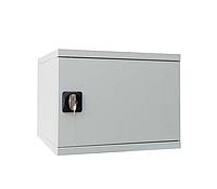 Шкаф архивный канцелярский (антресоль) ШКА-6, шкаф металлический для документов Н780*600*455 мм, фото 1