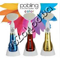 Щетка массажер аппарат для очищения кожи лица Pobling Sonic Pore Cleanser Color
