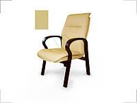 Кресло конференц Монако бежевое (Диал ТМ)