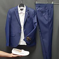 Школьные костюмы синие Paulo Carvelli, фото 1