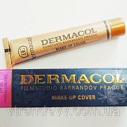 Тональный крем для лица и тела Dermacol