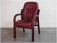 Кресло конференц Гранд коричневый (Диал ТМ)