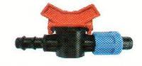 Кран редукционный для трубы(многолетняя трубка-капельная лента) SL-011-6