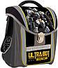 Интересный каркасный ранец Н-14 Ultrabot Yes!  551954 черный