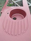 Стільниця з мийкою + стіл (лита мийка+ 2700грн./шт. додатково), фото 2