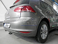 Фаркоп AUDI A3 /SEAT Leon /VOLKSWAGEN Golf VII (12-)  /подрез,модуль автомат
