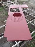 Стільниця з мийкою + стіл (лита мийка+ 2700грн./шт. додатково), фото 3