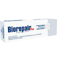 Зубная паста PRO White BioRepair Plus, 75 мл