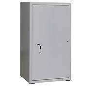 Шкаф архивный канцелярский ШБС-8, шкаф металлический с трейзером для документов Н835*460*340 мм, фото 1