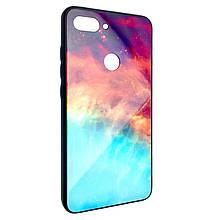 Чехол-накладка DK-Case Glass Case Cosmos для Xiaomi Mi 8 Lite (01)