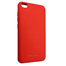 Чехол-накладка Silicone Hana Molan Cano для Xiaomi Redmi Go (red)