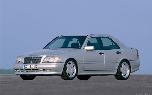 Mercedes benz c-class w202 1993-2000