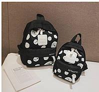 Детский рюкзак Позитив черный