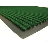 Коврик грязезащитный влаговпитывающий 60 х 90 зелёный