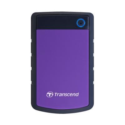 "Внешний жесткий диск 2.5"" 2TB Transcend (TS2TSJ25H3P)"