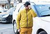 Куртка-жилетка трансформер мужская плащевка+150 силикон 48,50,52,54, фото 3