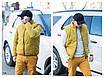 Куртка-жилетка трансформер мужская плащевка+150 силикон 48,50,52,54, фото 2