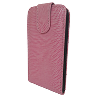 Чехол Книжка для HTC One V t320e Розовый