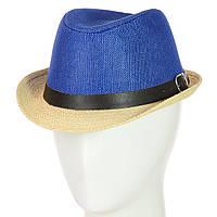 Детская соломенная шляпа Челентанка, фото 1