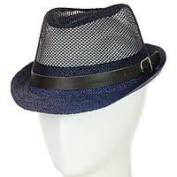 Шляпа Челентанка детская сеточкой, фото 1
