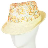 Женская летняя шляпа Челентанка, фото 1