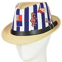 Стильная летняя молодежная шляпа Челентанка, фото 1