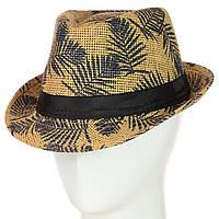 Шляпа соломенная молодежная Челентанка, фото 1