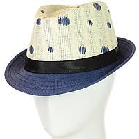 Стильная соломенная Шляпа Челентанка, фото 1