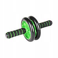 Ролик для пресса 4FIZJO AB Wheel 4FJ0039 Green