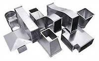 Прямоугольные фасонные части