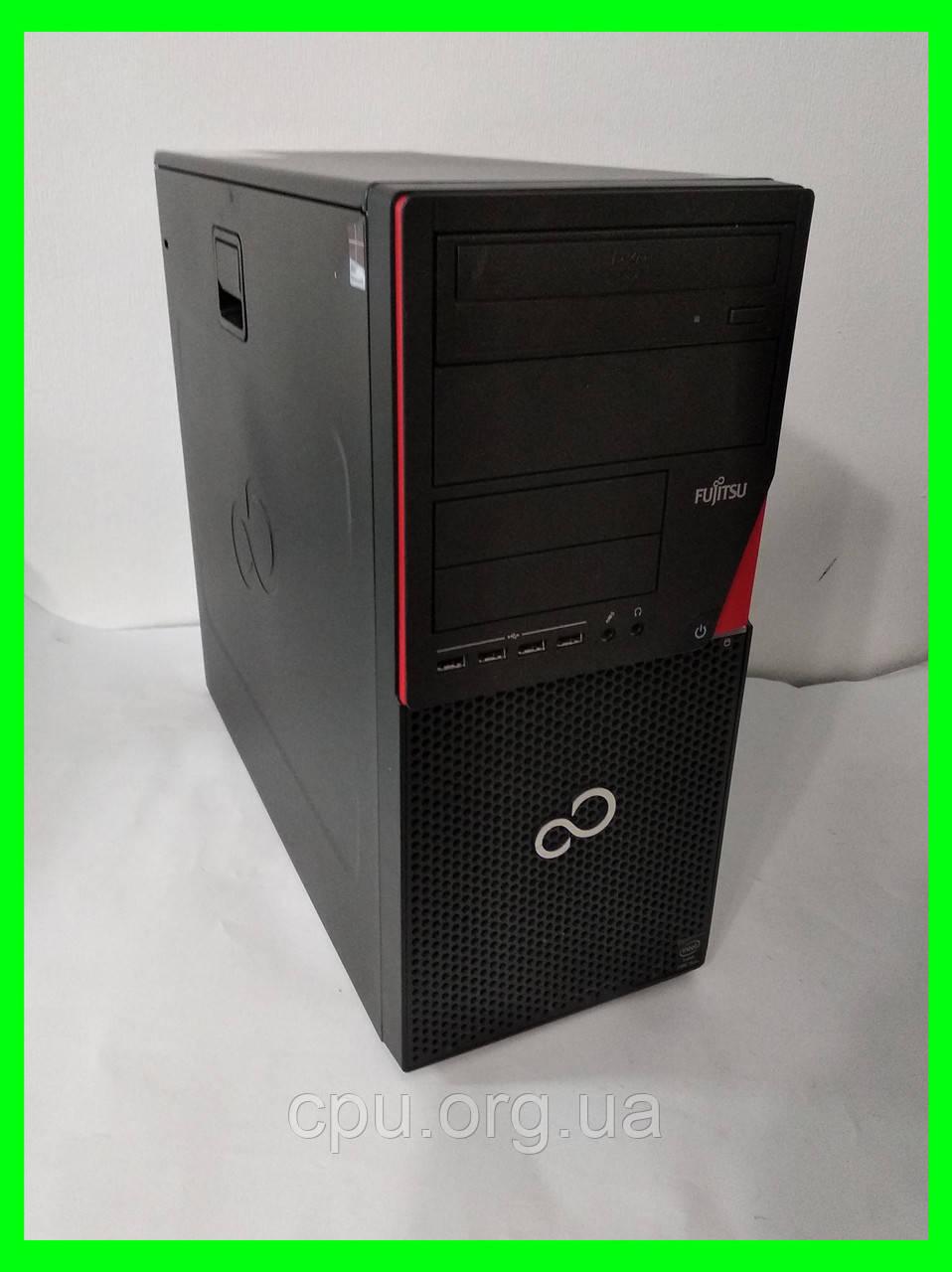 ПК Fujitsu P920 - i5-4570 4 ядра 3,20-3,60 Ghz / Windows 10 Coa