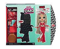 ЛОЛ O.M.G. Леди DJ / L.O.L. Surprise! O.M.G. Swag Fashion Doll, фото 1
