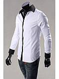 Сорочка стильна чоловіча, фото 6
