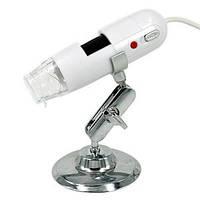 Портативный 1.3 мегапикселя USB микроскоп с 200х кратным увеличением