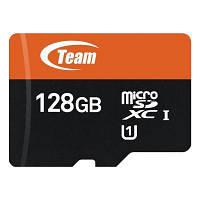 Карта памяти Team 128GB microSDXC Class 10 UHS  (TUSDX128GUHS03)