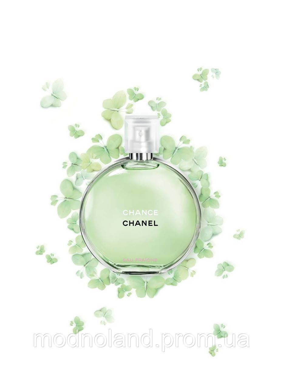 ... фото · Женская туалетная вода Chanel Chance Eau Fraiche 100 ml (Шанель  Шанс Фреш) 9d6e31aec0ddb