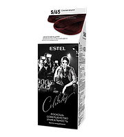 Краска-уход для волос ESTEL Celebrity (5/65) Спелая вишня