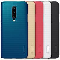 Чехол Nillkin Frosted для OnePlus 7 Pro (выбор цвета)