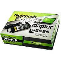 Блок питания к ноутбуку PowerPlant HP 220V, 65W: 18.5V, 3.5A (4.8*1.7 mm) (HP65E4817)