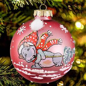 Новогодние шары, игрушки на елку