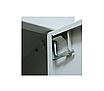 Ячеечные шкафы ШО-400/2-12 (12 ячеек 500х400хН300 мм), камеры хранения для магазина Н1800х800х500 мм, фото 3