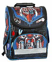 Школьный ортопедический рюкзак Tiger  Quest Cybron NQAA-A03