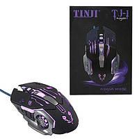 Мышь проводная игровая TJ-1