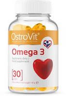 Омега 3 Ostrovit Omega 3 30kaps