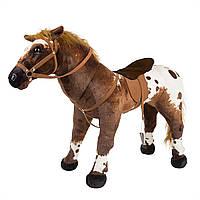 Большая лошадка Домино Rockin' Rider Domino Stable Horse, фото 1