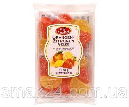 Мармелад Апельсиново-лимонний Sir Charles gelee orangen zitronen 250г Австрія