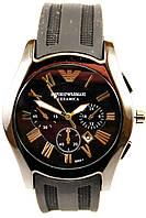 Мужские кварцевые наручные часы Emporio Armani Ceramica, фото 1