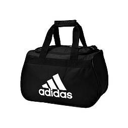 Спортивная сумка Adidas Diablo small duffle чёрного цвета оригинал